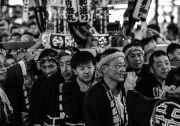 Kichijoji fall festival