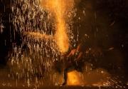 Hand-held Fireworks
