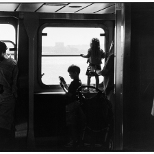 Afternoon On the Staten Island Ferry