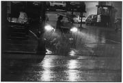 Walk In the Rain On 17th Street