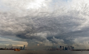 Cloud Over NYC
